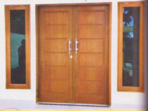 Gambar Pintu