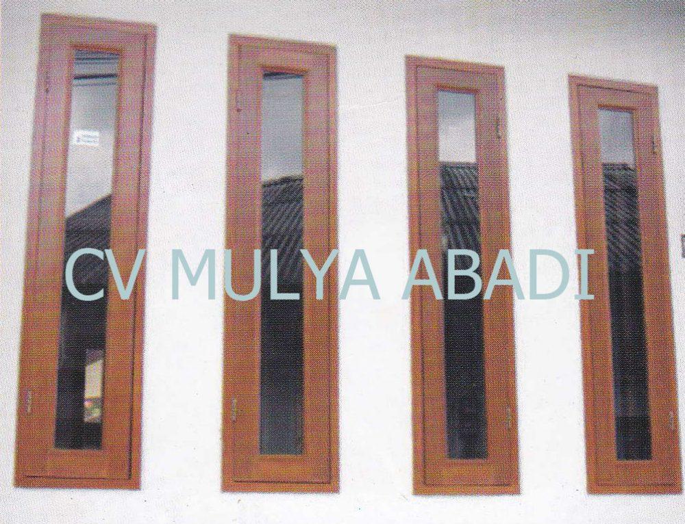 Harga Kusen Jendela Kayu di Kota Bogor