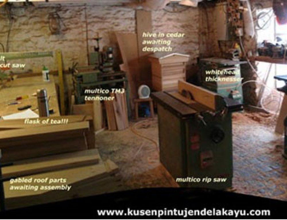 Harga Pembuatan Kusen Banten di Wilayah Serang, Pandeglang, Cilegon, Anyer