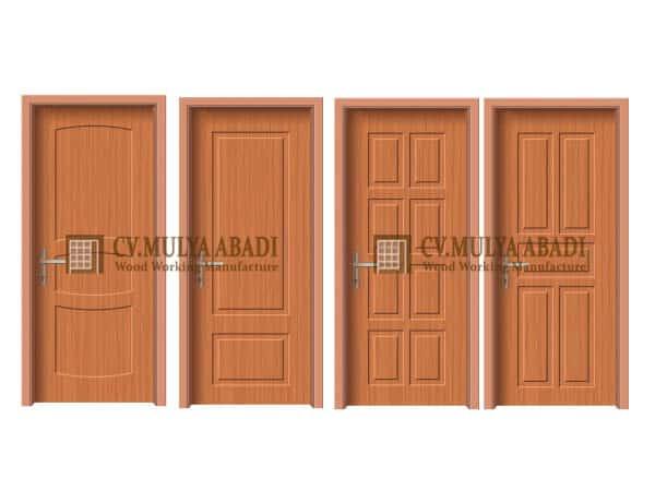 Harga Pintu Panel