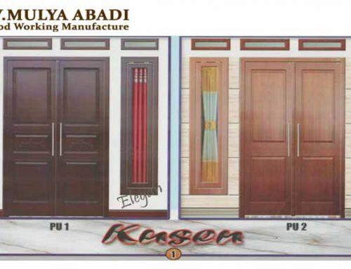 Harga Pintu dan Jendela Untuk Wilayah Kelapa Gading & Sekitanya