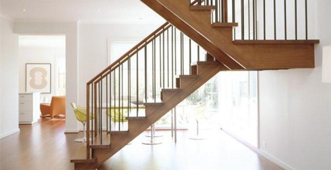 Handrail Tangga Kayu Produsen Kusen Pintu Jendela Kayu