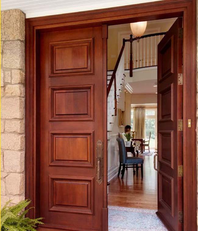 harga kusen pintu kayu jati