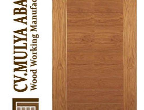 Jual Pintu Triplek Plywood Murah