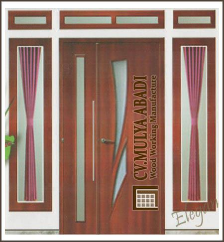 Pintu Minimalis Kaca