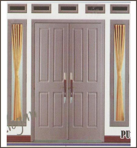 Daun Pintu Minimalis di Jakata