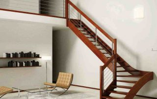 Keunggulan tangga kayu