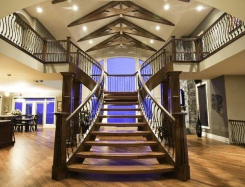 6 Model Tangga Kayu Untuk Inspirasi rumah Anda