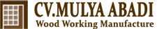 Produsen Kusen Pintu Jendela Kayu Logo