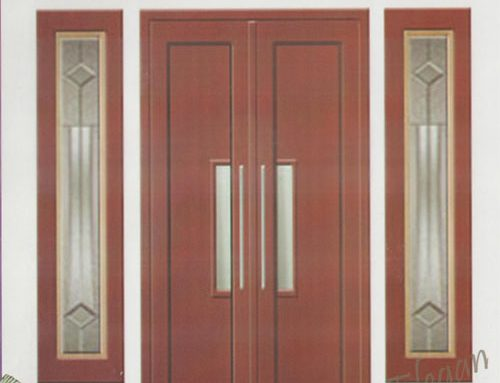 Harga Kusen Pintu Jendela Minimalis